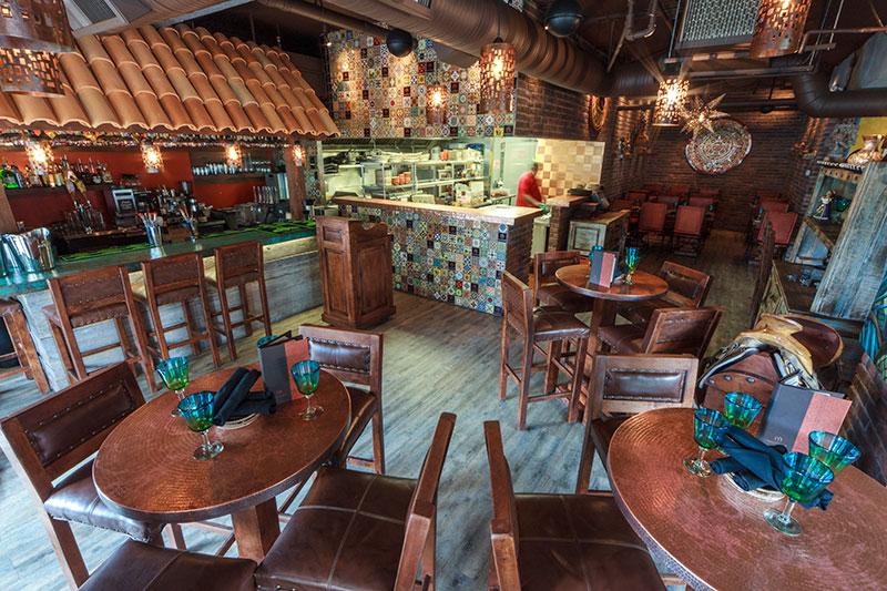 Mexican Corner restaurant, Whistler