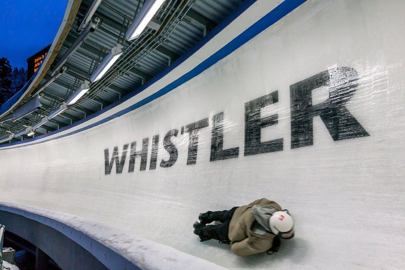 Whistler Sliding Centre Public Skeleton