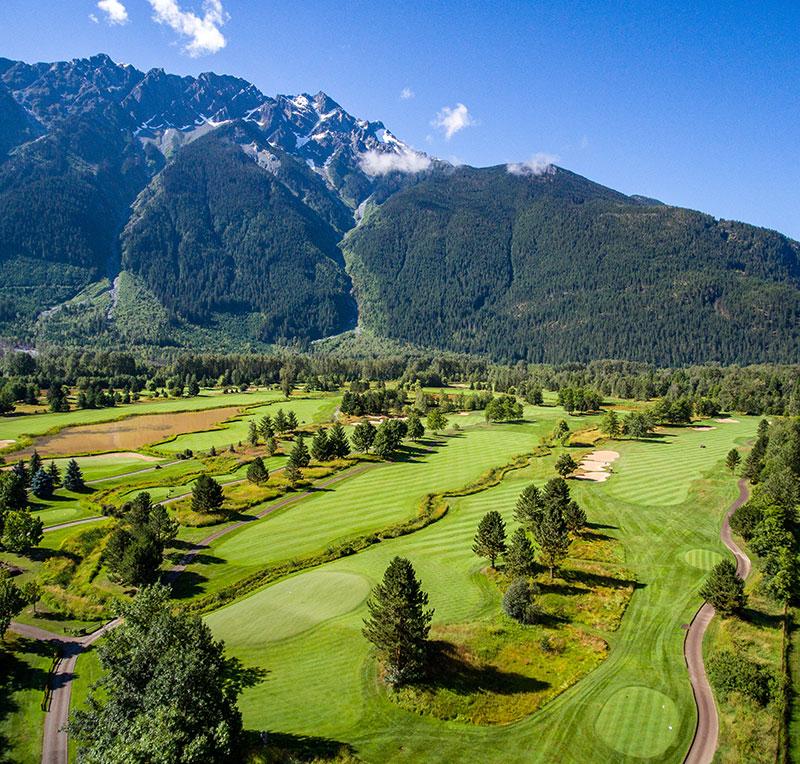 big sky golf club pemberton