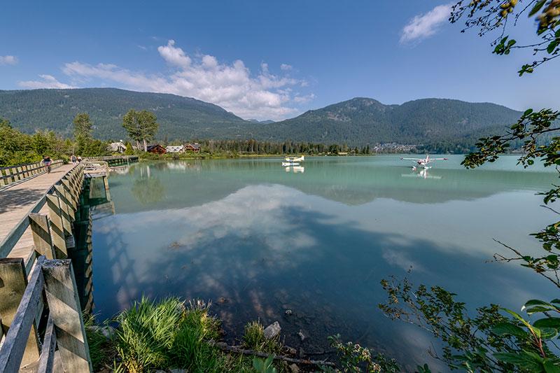 green lake whistler valley trail