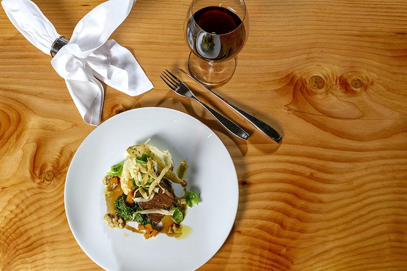 whistler dining aura reataurant