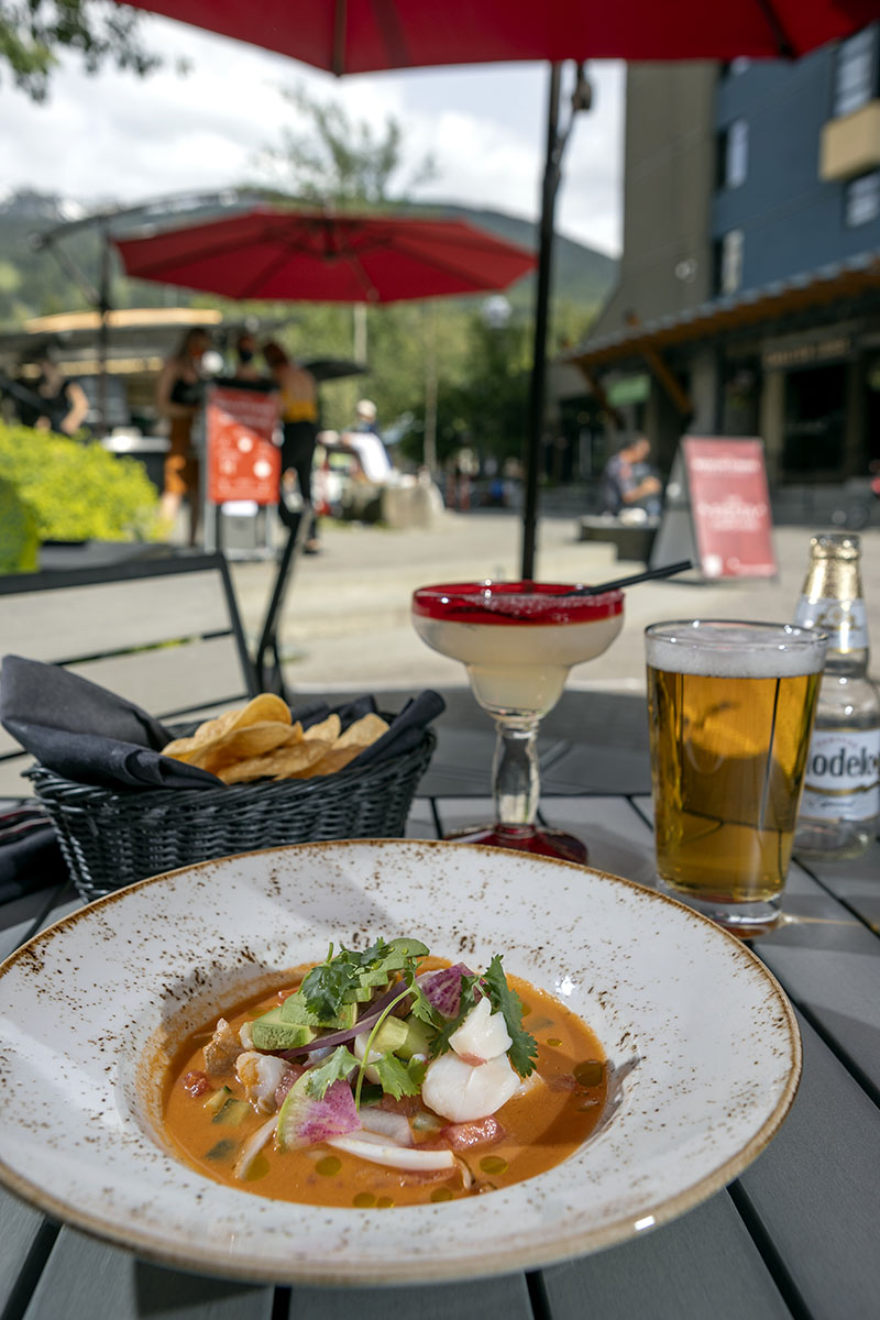 whistler dining il caminetto