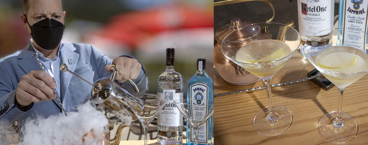 Whistler bars, Cure Lounge & Patio, Nita Lake Lodge, cocktails